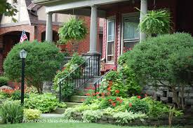 Small Shrubs For Front Yard - porch landscaping ideas for your front yard and more