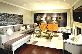modern family room design ideas of gray contemporary country