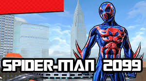 spider man unlimited spider man 2099 overview showcase youtube