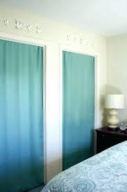 Bamboo Closet Door Curtains Bamboo Closet Door Curtains Curtain Panel Tension Rod Replaces Bi