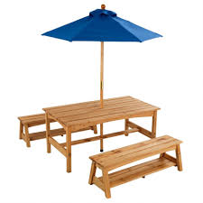 Patio Set With Umbrella by Patio Furniture Umbrella For Patio Picnic Table Tablec2a0