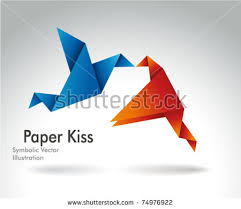 Origami Illustrator - origami vector free vector at vecteezy