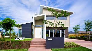 best three story cube house with glass wall design ideas home