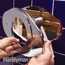 How To Work Shower Faucets Shower Faucet Installation Family Handyman