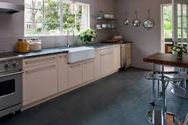 Kitchen Flooring Options Simple 30 Flooring Options For Kitchen Design Inspiration Of