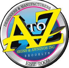 Awnings Brooklyn Ny A To Z Signs U0026 Awnings Brooklyn Ny 11237
