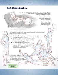 Anatomy Of Human Body Pdf Draw With Jazza Easy Anatomy Jazza Studios