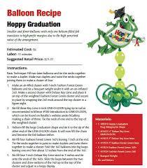 37 best graduation balloon u0026 party decor images on pinterest