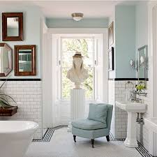 Southern Living Bathroom Ideas Top 25 Best Blue White Bathrooms Ideas On Pinterest Blue