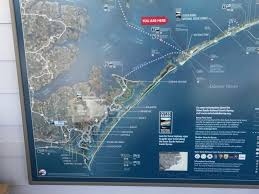 Outerbanks Map Outer Banks National Scenic Byway Ocracoke All You Need To