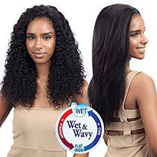 wet and wavy sew in hair care amazon com deep wave 7pcs 14 16 18 naked nature brazilian