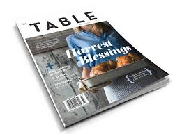 table magazine u2013 where we come to share life