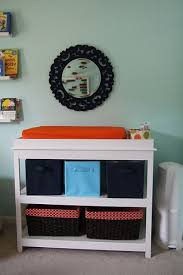 alternative changing table ideas another diy baby changing table can be used as bookshelf later