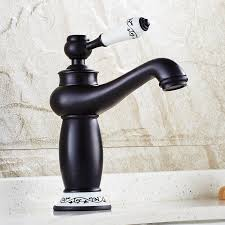 Oil Rubbed Bronze Bathroom Sink Faucet by Royalston Single Handle Oil Rubbed Bronze Bathroom Sink Faucet