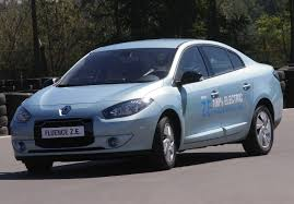 renault alliance blue renault press renault fluence z e the car of tomorrow u2026 now