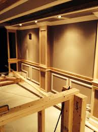chase home theater would you spray or cut in and roll this room avs forum home