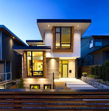 modern home green design contemporary architecture images with