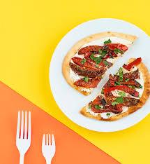 hachette cuisine stylisme ce weekend je teste les pizzas naans hachette cuisine