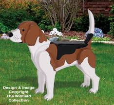 3d animal project patterns 3d size beagle woodcraft pattern