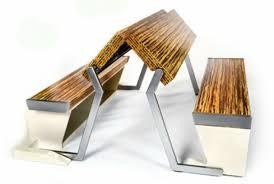 table de cuisine pratique designs créatifs de table pliante de cuisine archzine fr