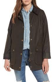 barbour acorn field jacket nordstrom