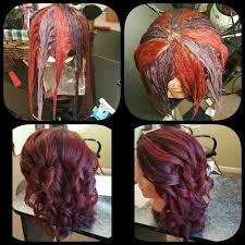 the latest hair colour techniques hot new hair coloring technique pinwheel color hair coloring