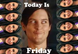 Tobey Maguire Face Meme - friiiiday tobey maguire face know your meme