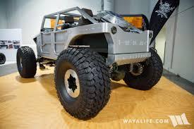 hauk designs sema 2017 sema pitbull hauk willys jeep
