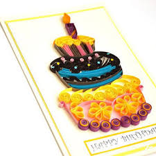 unique handmade greeting card birthday from papermagicbyjr on