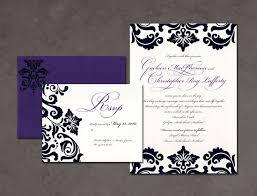 free wedding sles by mail 93 best wedding invitations menus etc images on