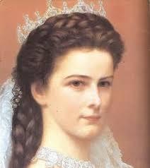 robe de mariã e sissi empress elisabeth of austria sissi replica hair also