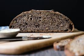 fresh milled whole wheat walnut sourdough the perfect loaf