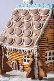 Home Tips And Tricks by How To Make A Gingerbread House At Home Rustic Log Cabin Vikalinka