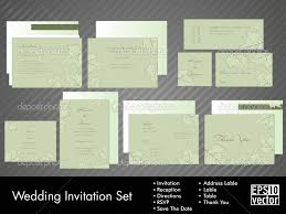 Wedding Stationery Sets Wedding Invitations Sets Cool Wedding Invitation Sets Wedding