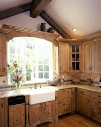 country kitchen ideas rustic kitchen cabinet country kitchen ideas rustic hickory