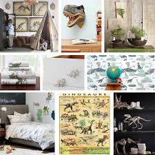 This Awesome Kids Room Mood Board Is Inspired By Jurassic Park As - Kids dinosaur room
