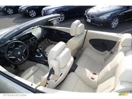bmw 650i 2008 convertible beige interior 2008 bmw 6 series 650i convertible photo