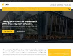 24 best construction company wordpress themes 2017 athemes