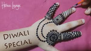 Mehandi Designs For Baby Hands