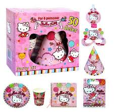 hello party supplies free shipping birthday party supplies party kit eco friendly