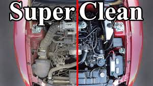how to super clean your engine bay youtube
