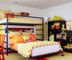 Big Bunk Beds Bunk Beds With Bed On Bottom Foter