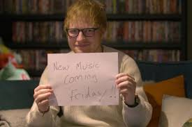 ed sheeran gingerbread man tattoo watch ed sheeran debuts new song in live session music news