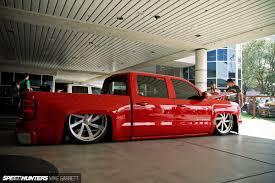 customized chevy trucks sema 2013 truckhunting speedhunters