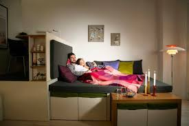 Decorating Ideas For Small Efficiency Apartments Glamorous Efficiency Apartment Furniture Layout Photo Decoration