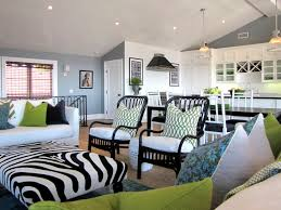 zebra living room set black and white chairs living room interior design