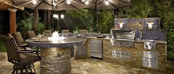 recently richards total backyard solutions custom outdoor kitchen