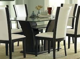 Best Dining Room Chairs Who Makes The Best Dining Room Furniture Large Oak Dining