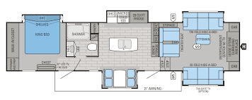 Montana Rv Floor Plans by 2016 Luxury Fifth Wheel Floorplans U0026 Prices Jayco Inc