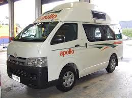 toyota hiace modified motor homes caravans low volume vehicle certification